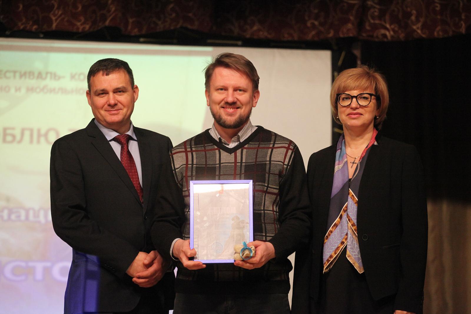 Челябинская епархия удостоена наград кинофестиваля «Урал, я люблю тебя!»